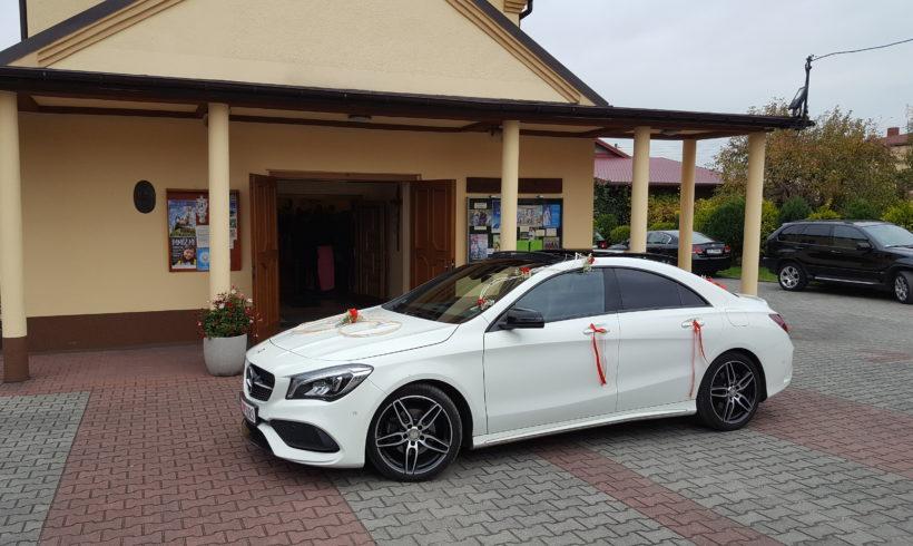 Mercedes w Katowicach