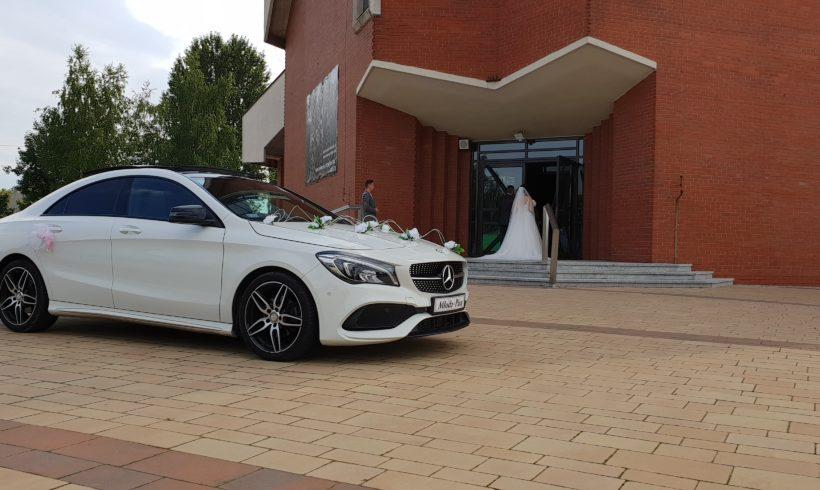Limuzyna na wesele w Katowicach