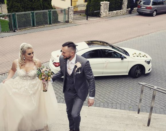 Auto do ślubu w Bielsku-Białej