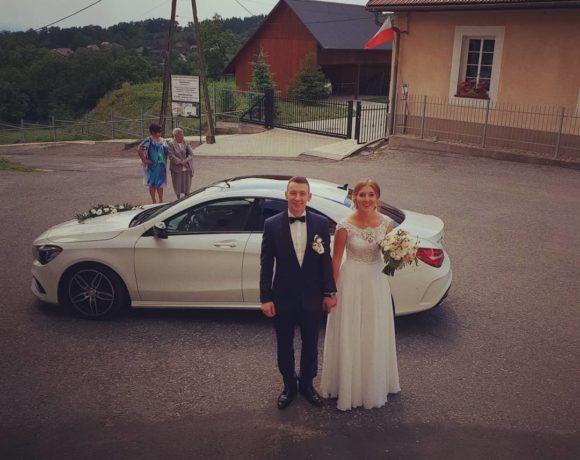 Mercedes w Krakowie