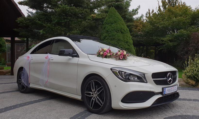 Mercedes na Twój Ślub