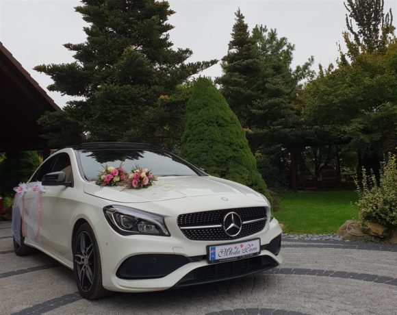 Mercedes u Pana Młodego