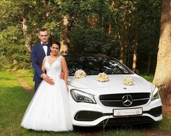 Mercedes na sesji