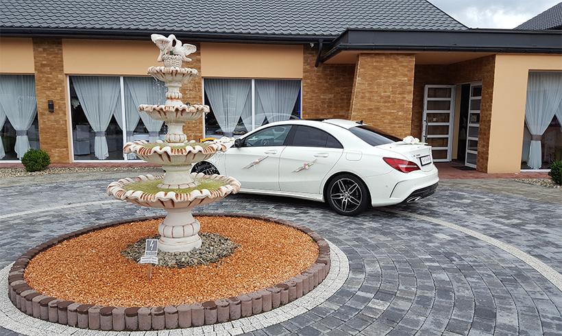 Auto do ślubu w Częstochowie