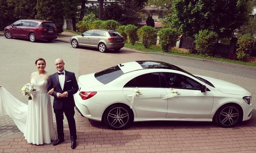 Mercedes w Częstochowie